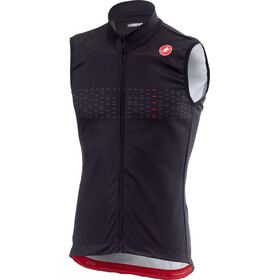 Castelli Thermal Pro Gilet Uomo, light black